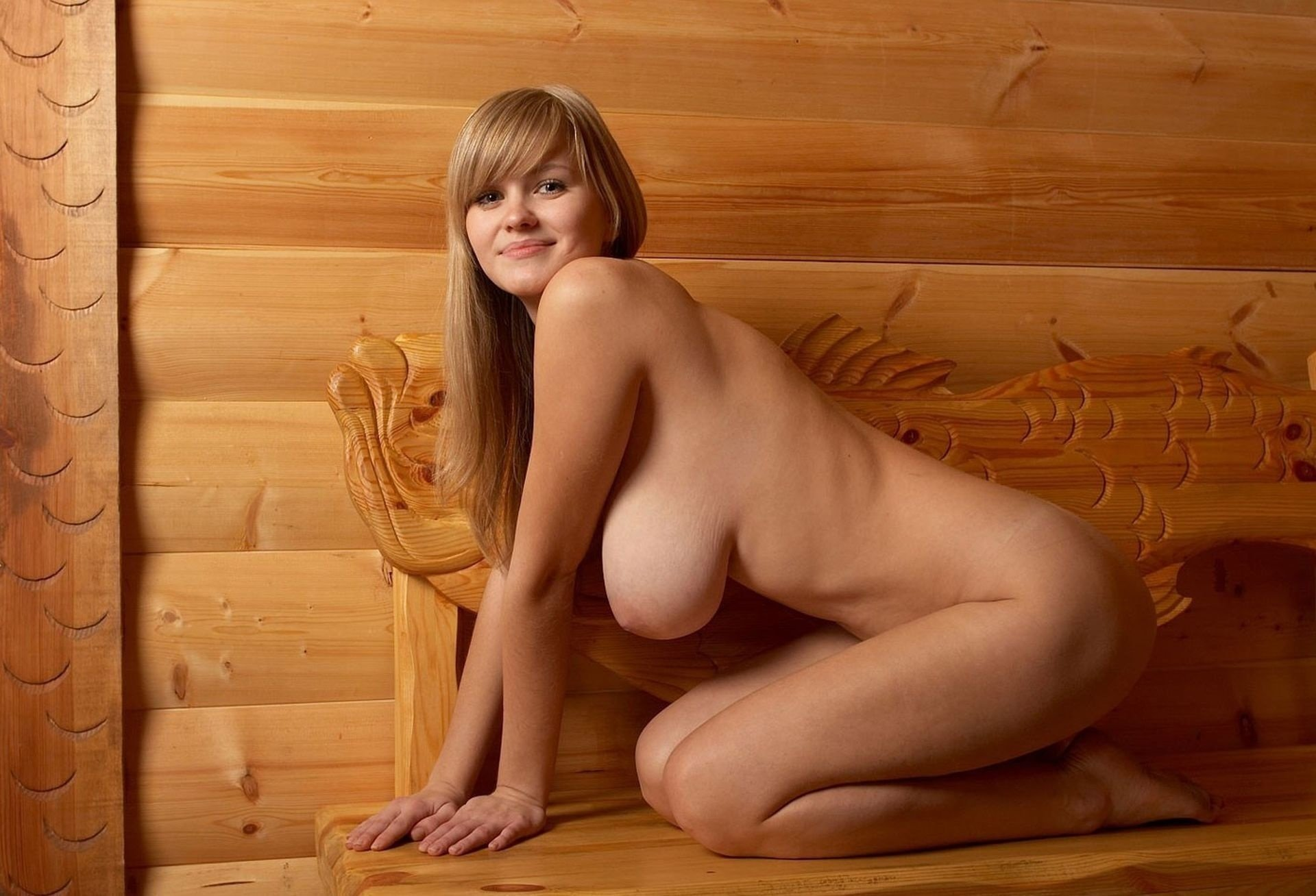 See And Save As Naked In Sauna Porn Pict