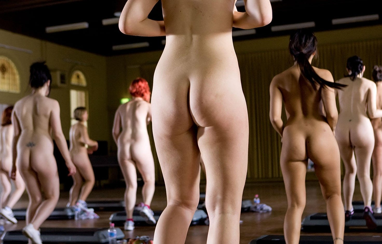 Military won't change nude bathing policy