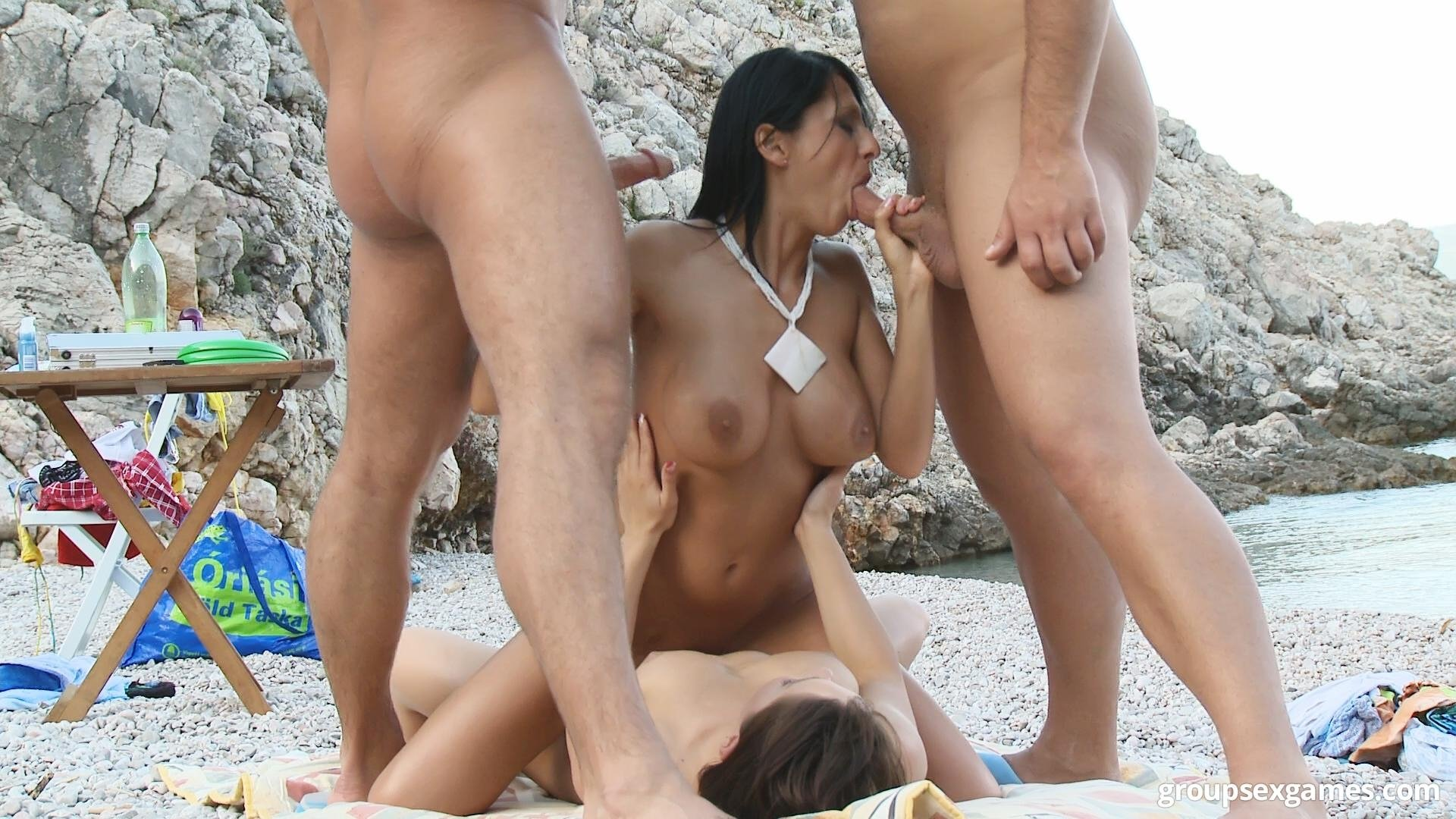 Outdoor sexcapades
