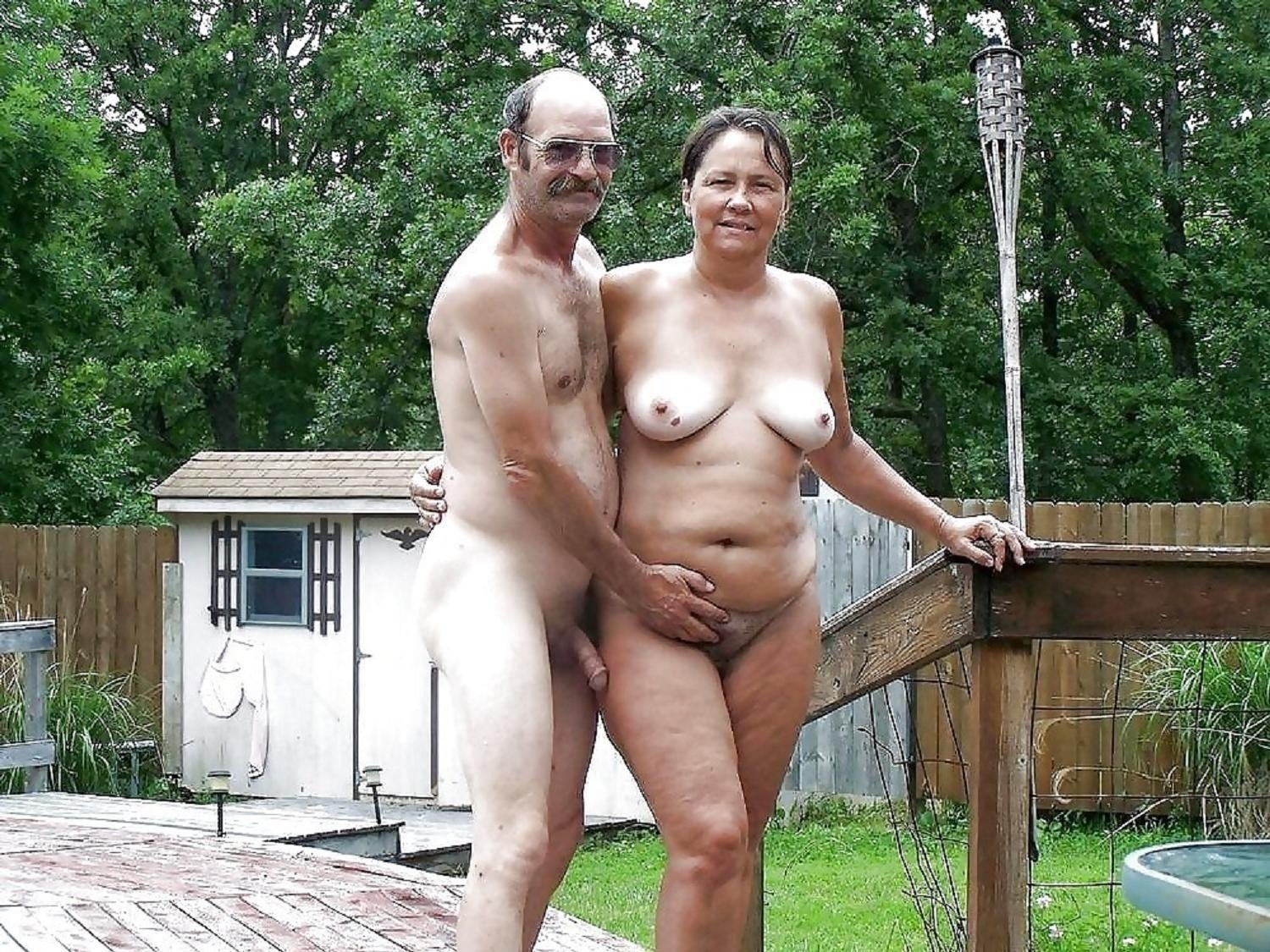 Mature Nude Couples Sex