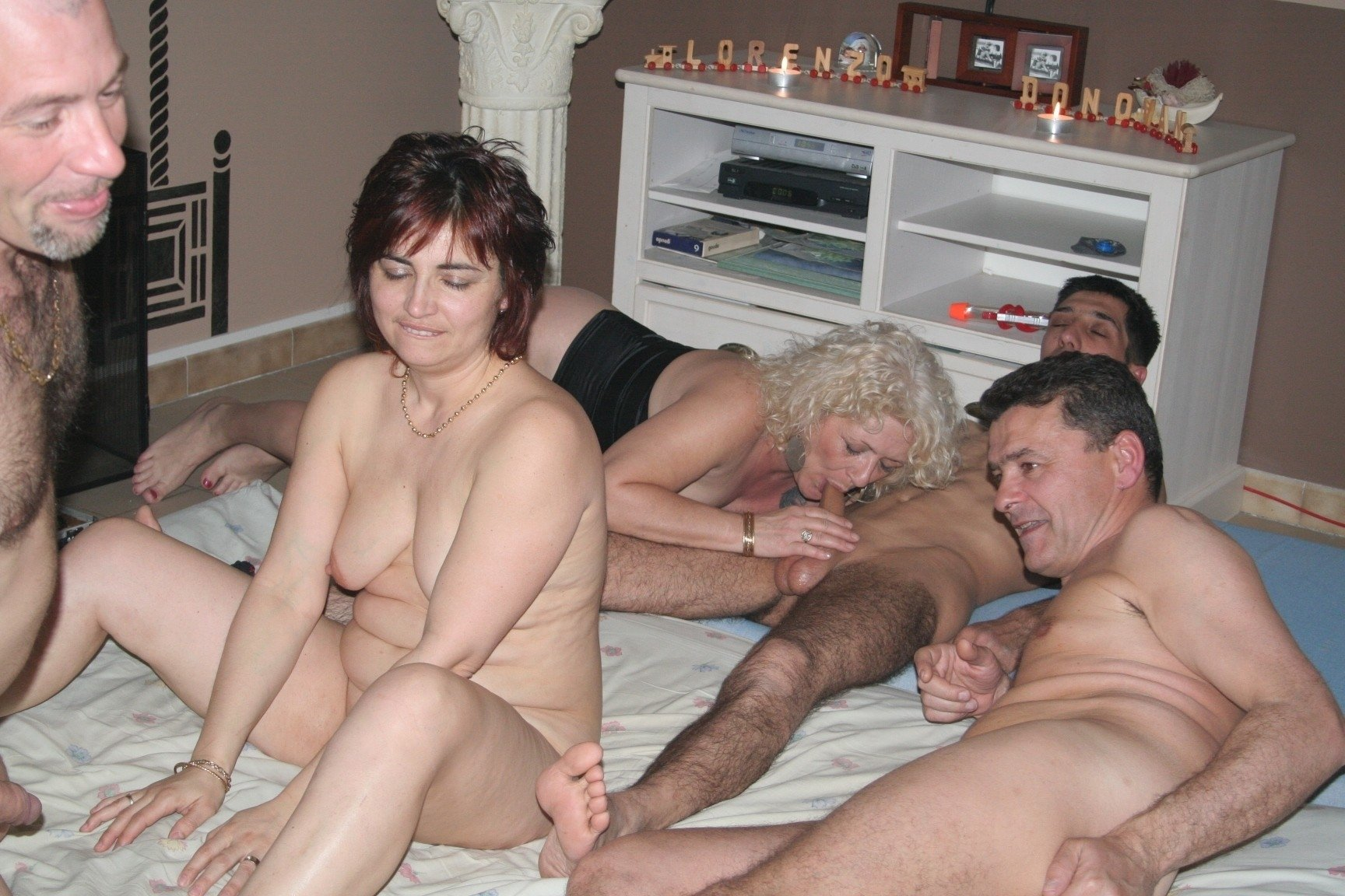 Young family sex