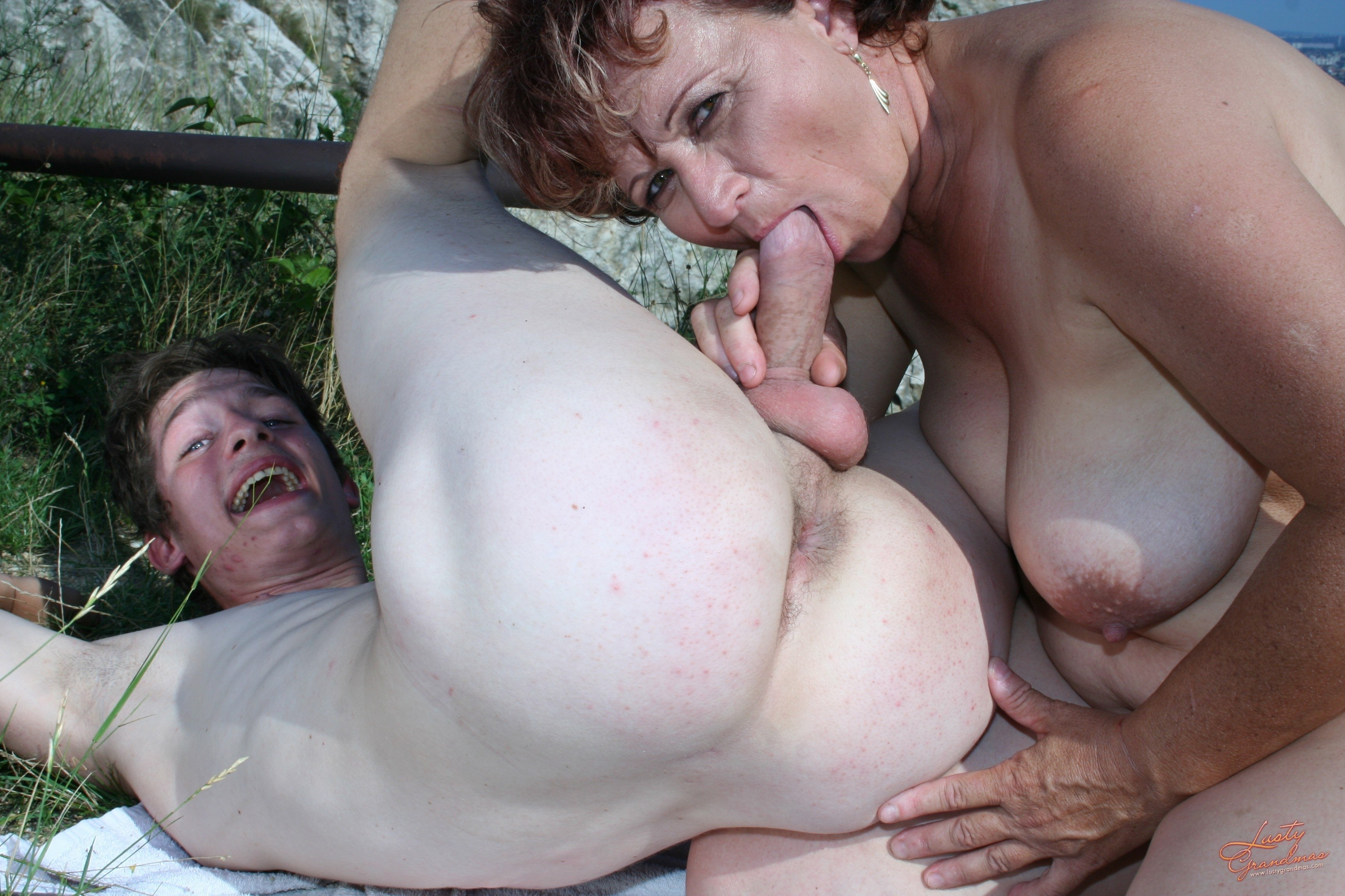 Dirty Old Lady Porn Pics
