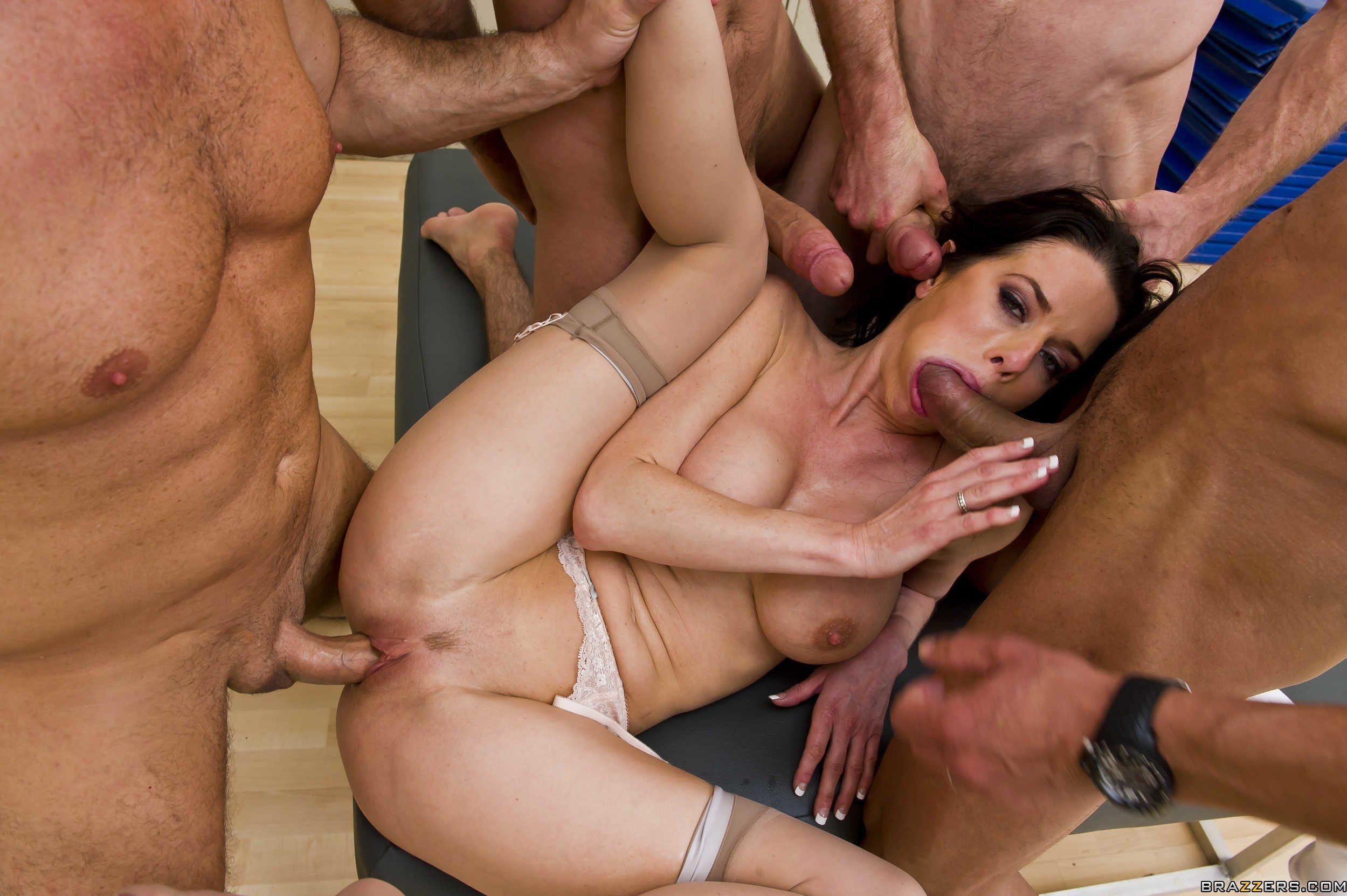 Watch after school gangbang online for free