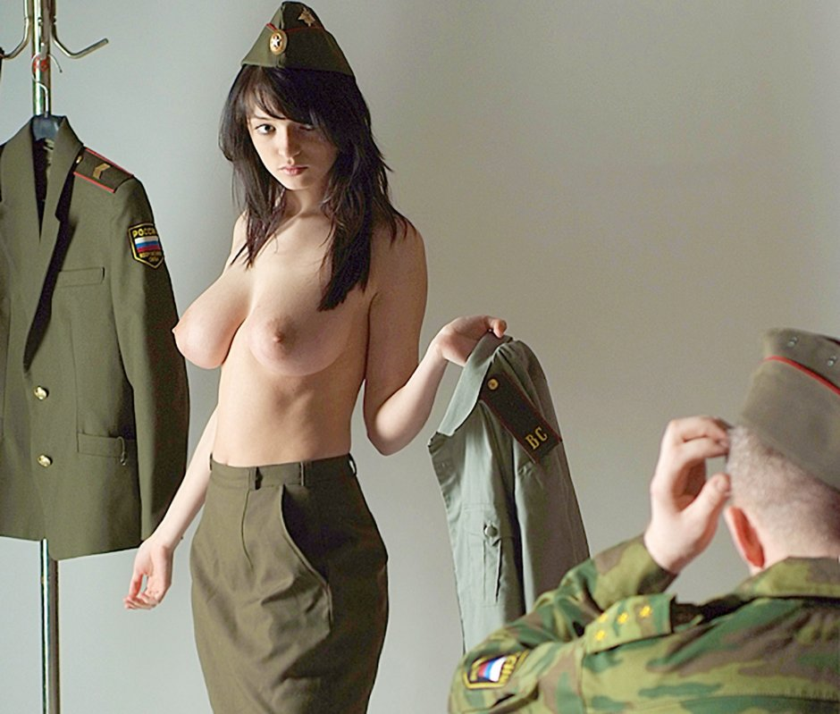 Nude Military Girls In Uniform