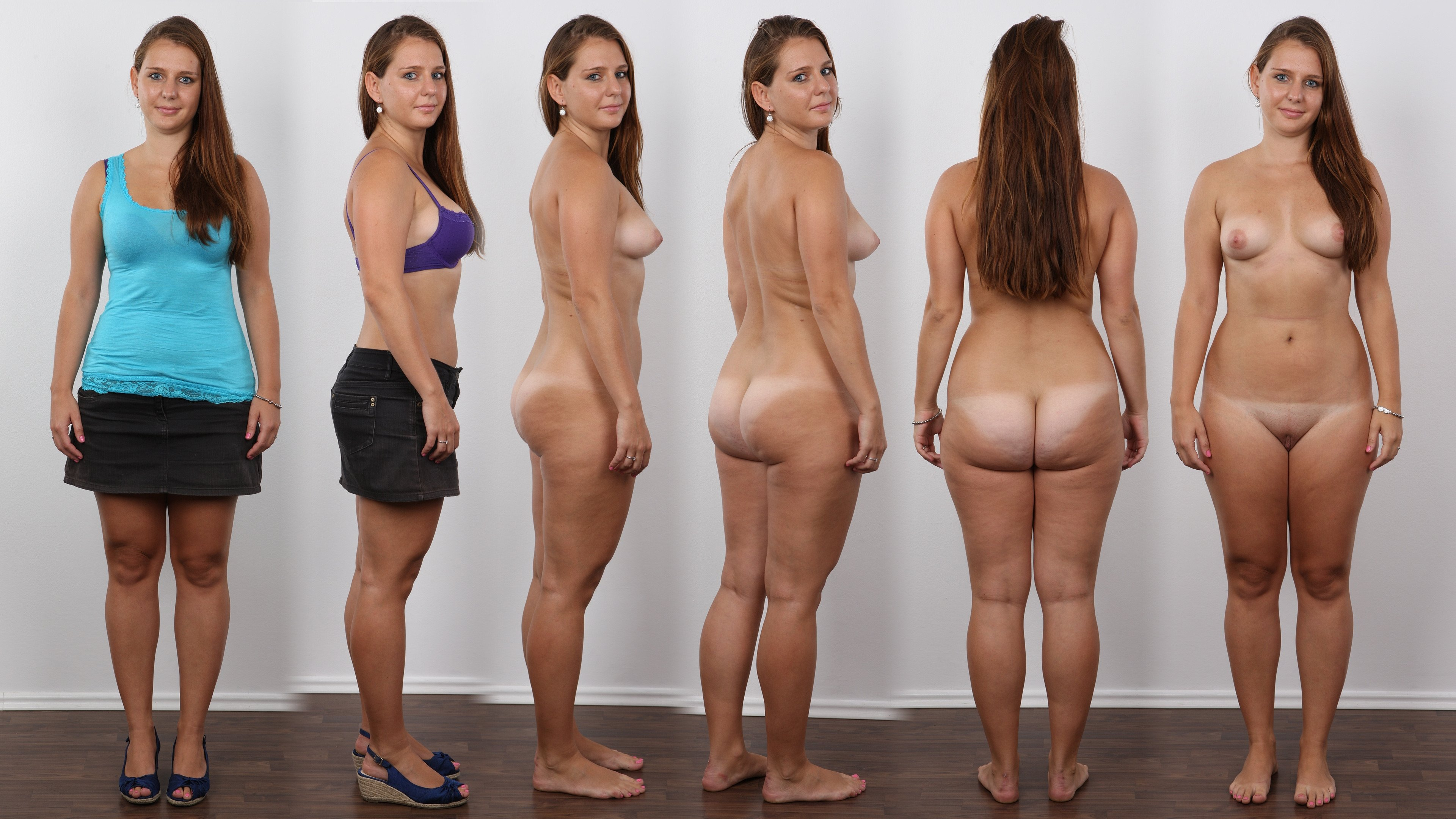 Naked wife before after weight loss