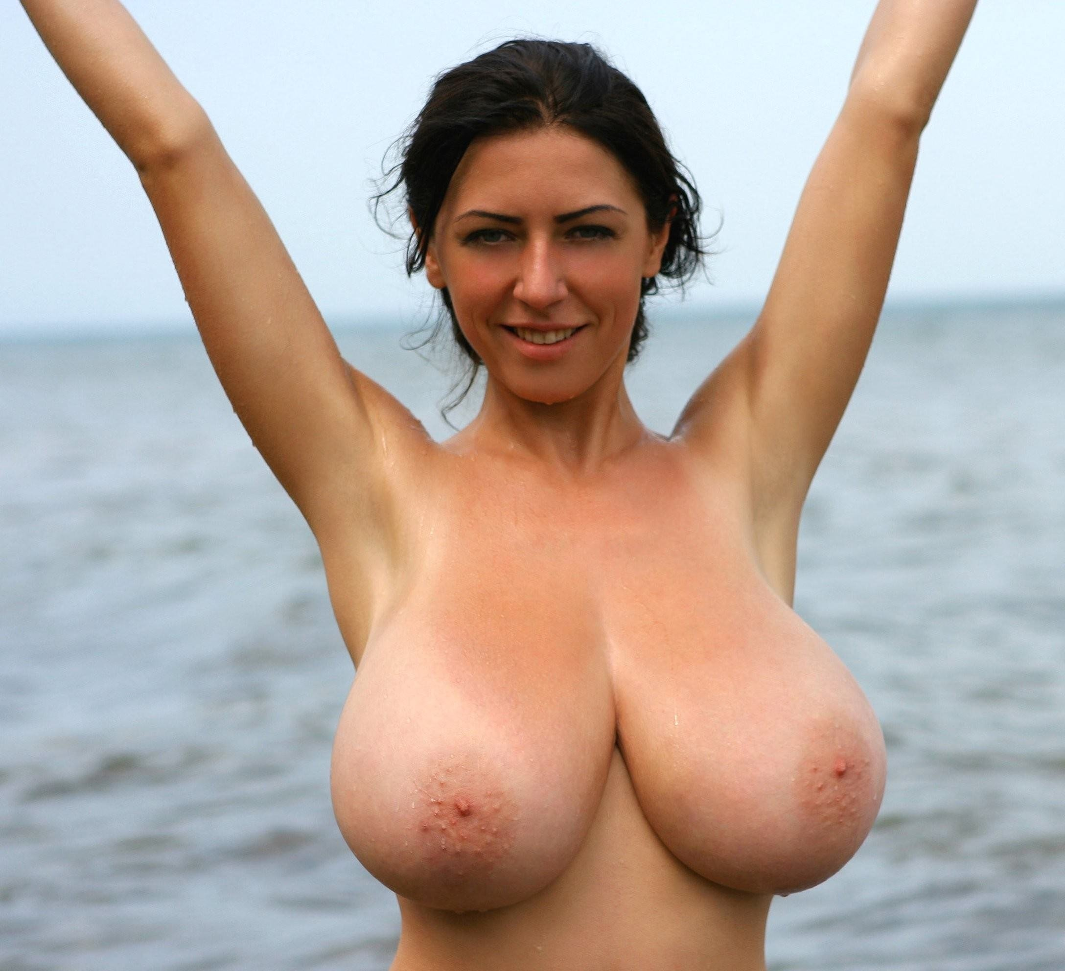 Young girls with big breasts