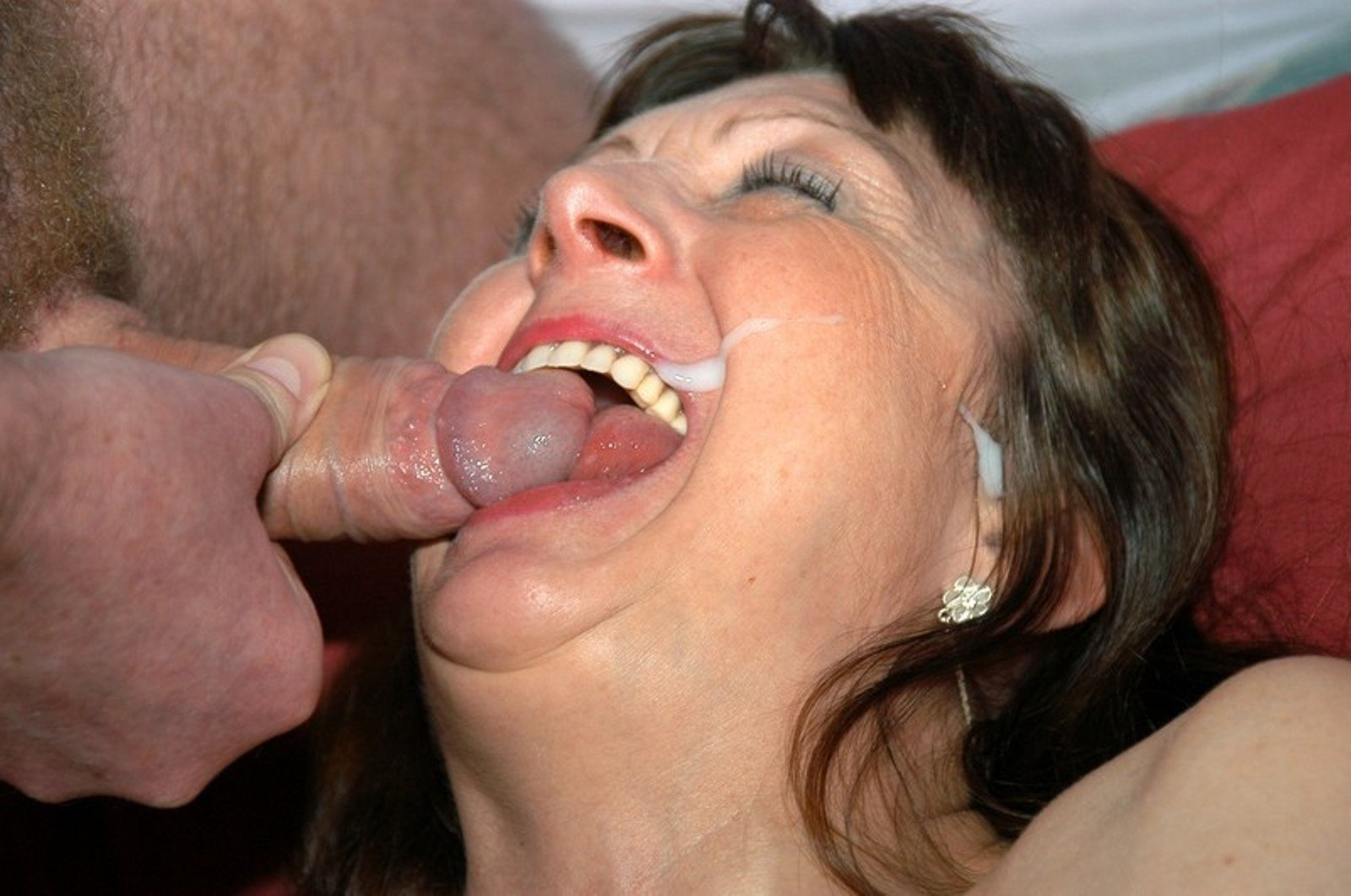She rides his big cock hard for cum free xxx galeries