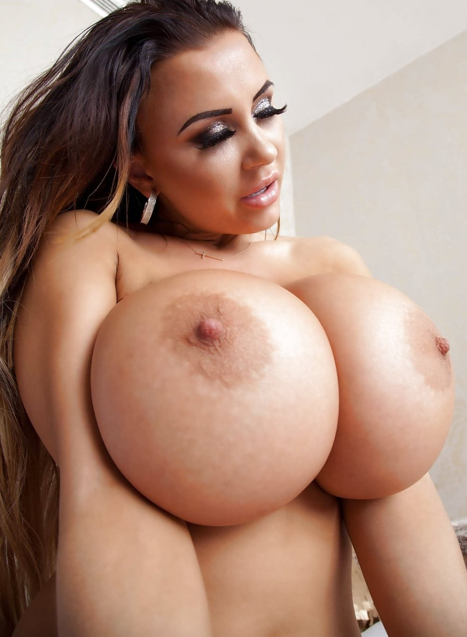 The biggest tits in porn