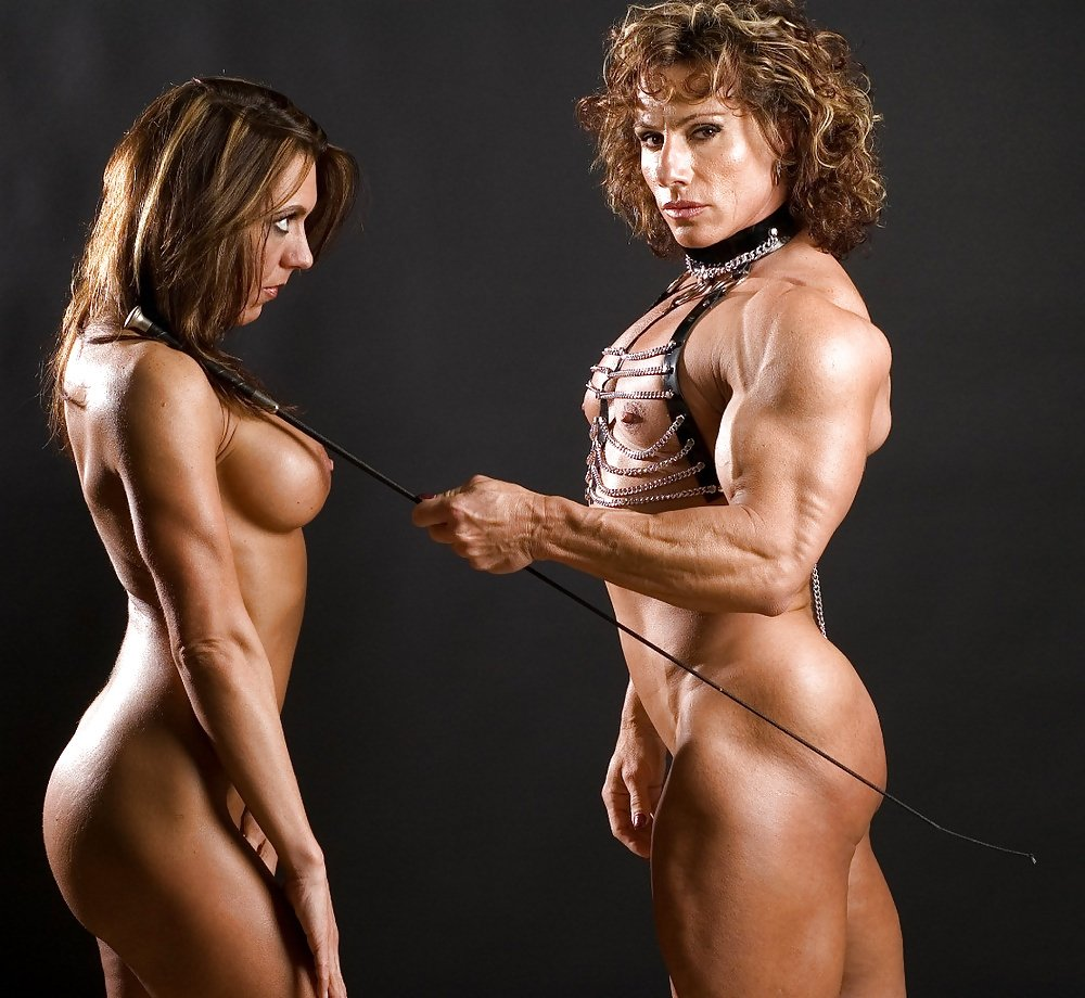 Female Fitness Models Naked